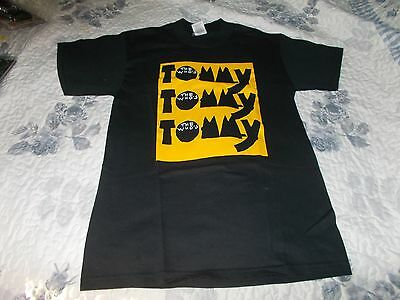 """The Who's """" TOMMY """" TEE [    small ]"""
