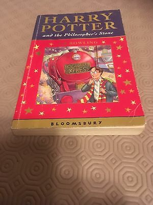 harry potter and the philosopher's Stone Paperback Book