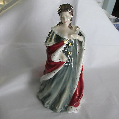 Royal Doulton Queen of the Realms Queen Anne HN 3141, ltd edition 1987