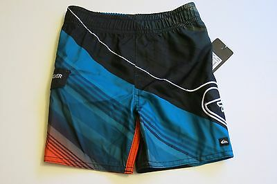 Quiksilver Infant/Toddler Boy's Rangled Board Shorts 12M/18M/24M Swim Bottoms