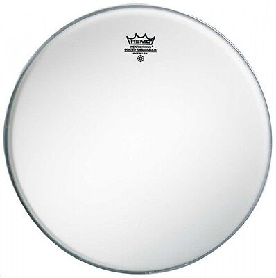 Remo Ambassador Coated Drum Head Skin. Various sizes available incl' Bass Drum