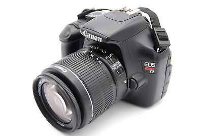 Canon EOS Rebel T3 / EOS 1100D 12.2MP SLR Camera Kit w/ EF-S IS II 18-55mm Lens