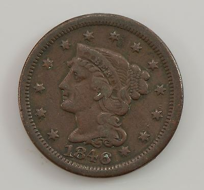 1846 Liberty Head *Small Date* Large Cent *G54