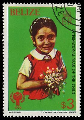BELIZE 496 (SG556) - International Year of the Child (pf88374)