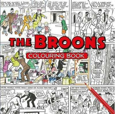 The Broons Colouring Book by The Broons | Paperback Book | 9781910230367 | NEW