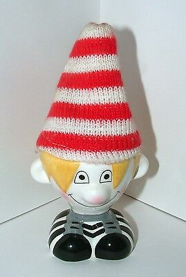 Happy Boy Egg Cup with Hat / Cosy