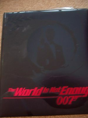James Bond 007 - The World Is Not Enough - Trading Cards In Official Album X 91