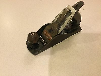 Stanley Bailey No 4 1/2 woodworking plane