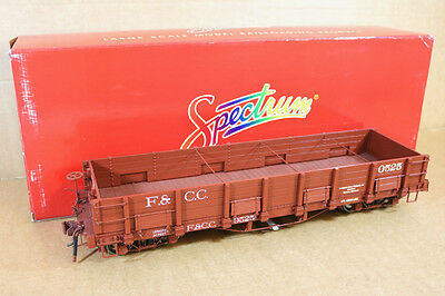 BACHMANN SPECTRUM 88299 Fn3 G GAUGE F&CC LS HIGH SIDE GONDOLA WAGON 0525 qd