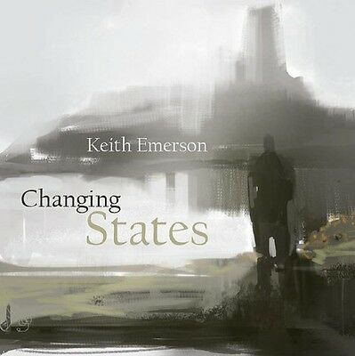 Keith Emerson - Changing States: Remastered Edition [New CD] UK - Import
