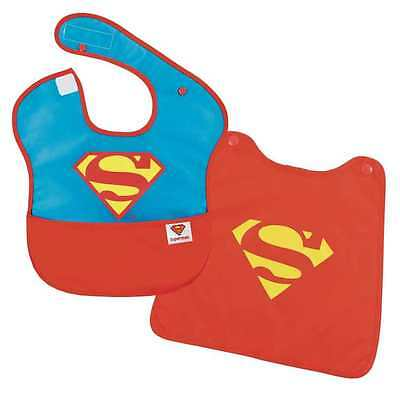 DC SUPERMAN SUPERBIB WITH CAPE NEW WITH TAGS #soct16-163