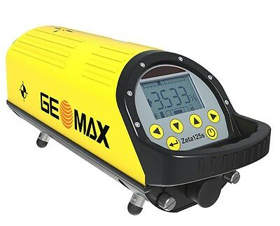 Geomax Zeta125 Pipe Laser With Trivet Package 6011336