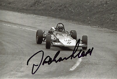 Jochen Mass Kaimann-Super-V-1971  Top Foto 10x15