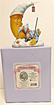 Collectible Cherished Teddies Georgie Sleep For A Spell  Limited Edition  NIB