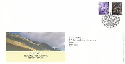 (96759) CLEARANCE GB Scotland  FDC 78p 48p Tallents 27 March 2007 NO INSERT