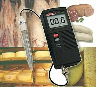 Ph Meter Tester For Food Meat Sausage Cheese Bread  P16