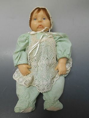 "Giese-Von Kaenel Art Doll OPAL Baby Doll One of a Kind OOAK 11"" High"