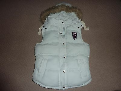 manchester united womens gilet