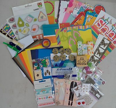 CARD MAKING KIT #B + inspirations SO MUCH VALUE Limited numbers *CLEARANCE*