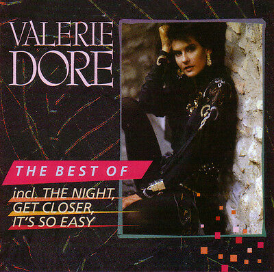 Italo CD Valerie Dore The Best Of Valerie Dore Incluse Notte
