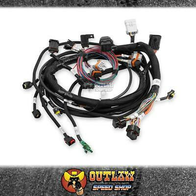HOLLEY Main harness for 2011-present Ford Coyote (5.0L) Engines - HO558-109