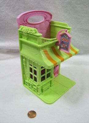FISHER PRICE Sweet Streets CANDY TREATS SHOP STORE Building Hideaway Hollow