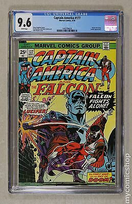 Captain America (1968 1st Series) #177 CGC 9.6 (1445799024)
