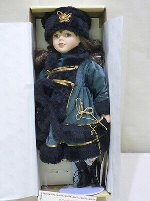 A Connoisseur Porcelain Collection Doll From Seymour Mann