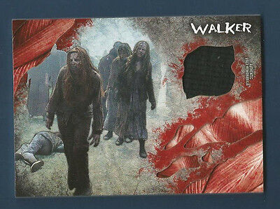 2016 Topps Survival Walking Dead A Walker Clothing  Relic Card