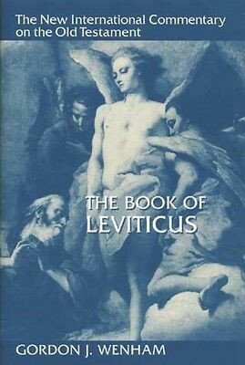 The Book of Leviticus by Gordon J. Wenham Hardcover Book (English)