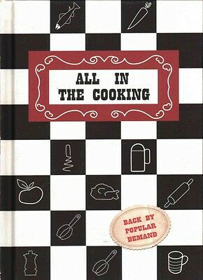 All in the Cooking by Josephine B. Marnell Hardcover Book (English)