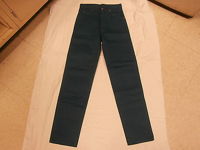 NOS Vintage RARE Woolworth's KIDS JEANS SZ 14 BY TOPSALL MADE BRITISH HONG KONG
