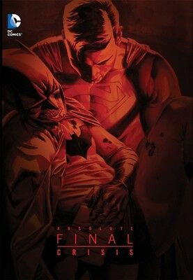 Absolute Final Crisis HC (Hardcover), Morrison, Grant, Various, 9781401235116
