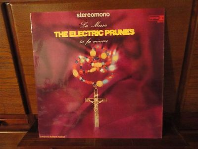 """Lp Italy - The Electric Prunes - """"messa In Fa Minore"""" - Top Rare - Beat 1968 Nm!"""