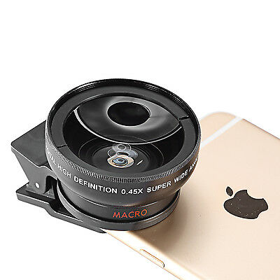 Neewer Universal  HD Camera Lens Kit for iPhone 6 plus/5s, Samsung Galaxy S6/S5