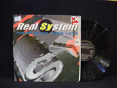 Real System – There Is No More Love ' 12'' bit  music