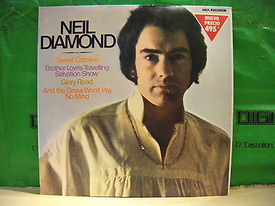 Neil Diamond ‎– Brother Love's Travelling Salvation Show '  LP MINT SPAIN PRESS