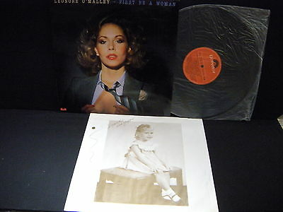 Leonore O'Malley – First Be A Woman ' LP N.MINT / MINT SPAIN PRESS 1980