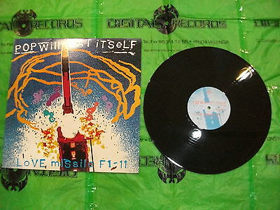 Pop Will Eat Itself – Love Missile F1-11  ' 12'' MINT