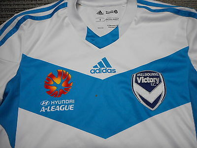 Melbourne Victory A-League Soccer Jersey Mens Small