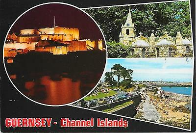 Guernsey - Views - Posted Postcard 1994