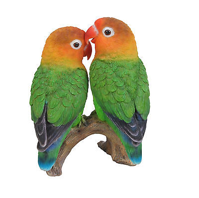 Vivid Arts - REAL LIFE BIRDS - Lovebirds Exotic Love Birds