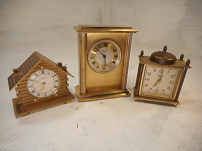 3 Clocks , restoration , Swiza