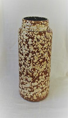 Large Retro Vase - Possibly German  -  41 Cms In Height