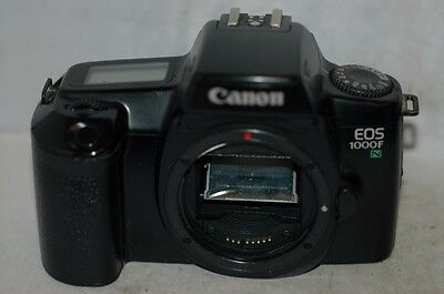 Canon Eos 1000Fn   35 Mm Film   Camera  Body: Not Fully Tested.
