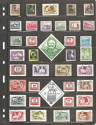 Collection  Of  37  Hungary  Fine Used   Stamps