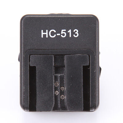 HC-513 Hot Shoe Adapter for Sony A7 A7R A7S II Camera MI Interface to Sony Flash