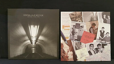 Der Blaue Reiter ‎– Epitaph 1980 - 1983 ' LP MINT LIMITED NUMBERED  coldwave