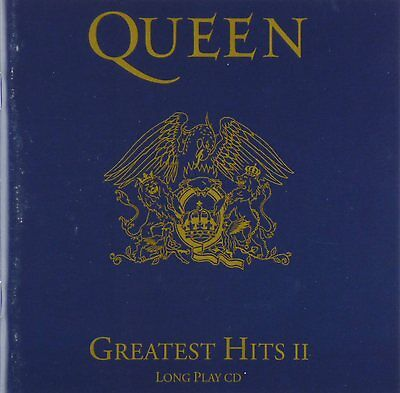 CD - Queen - Greatest Hits II - A3985