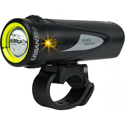 Light & Motion Urban 350 Front Rechargeable Bike LED Light